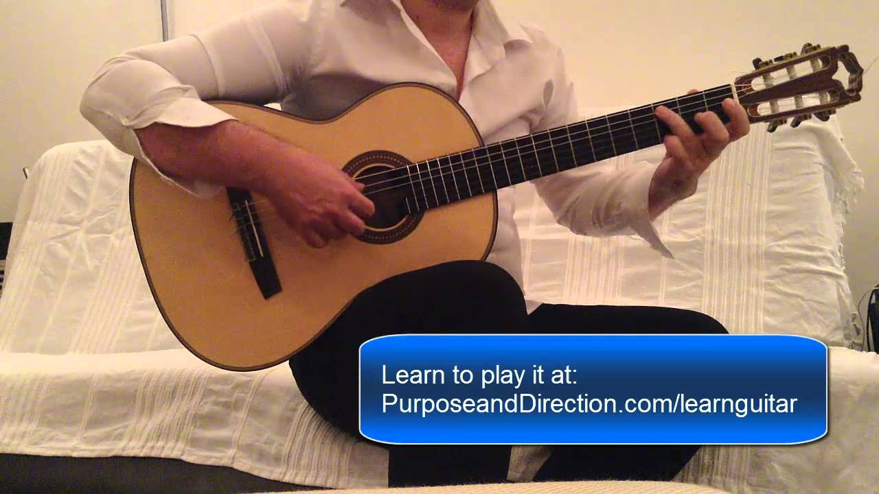 Happy Birthday Acoustic Guitar Classic Fingerstyle Youtube