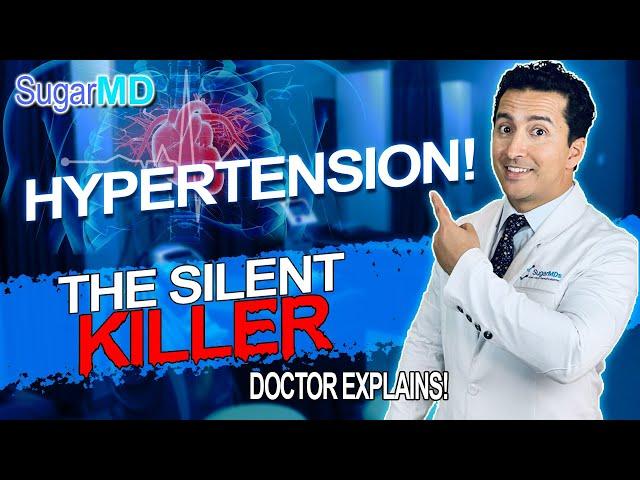 High Blood Pressure TIPS! Hypertension Expert Explains!