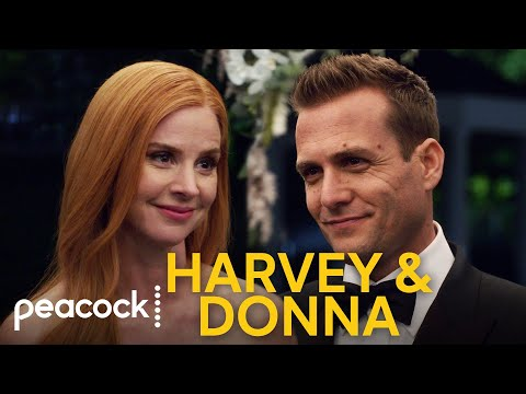 Suits   Donna and Harvey's Relationship Timeline