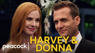 Suits | Donna and Harvey's Relationship Timeline