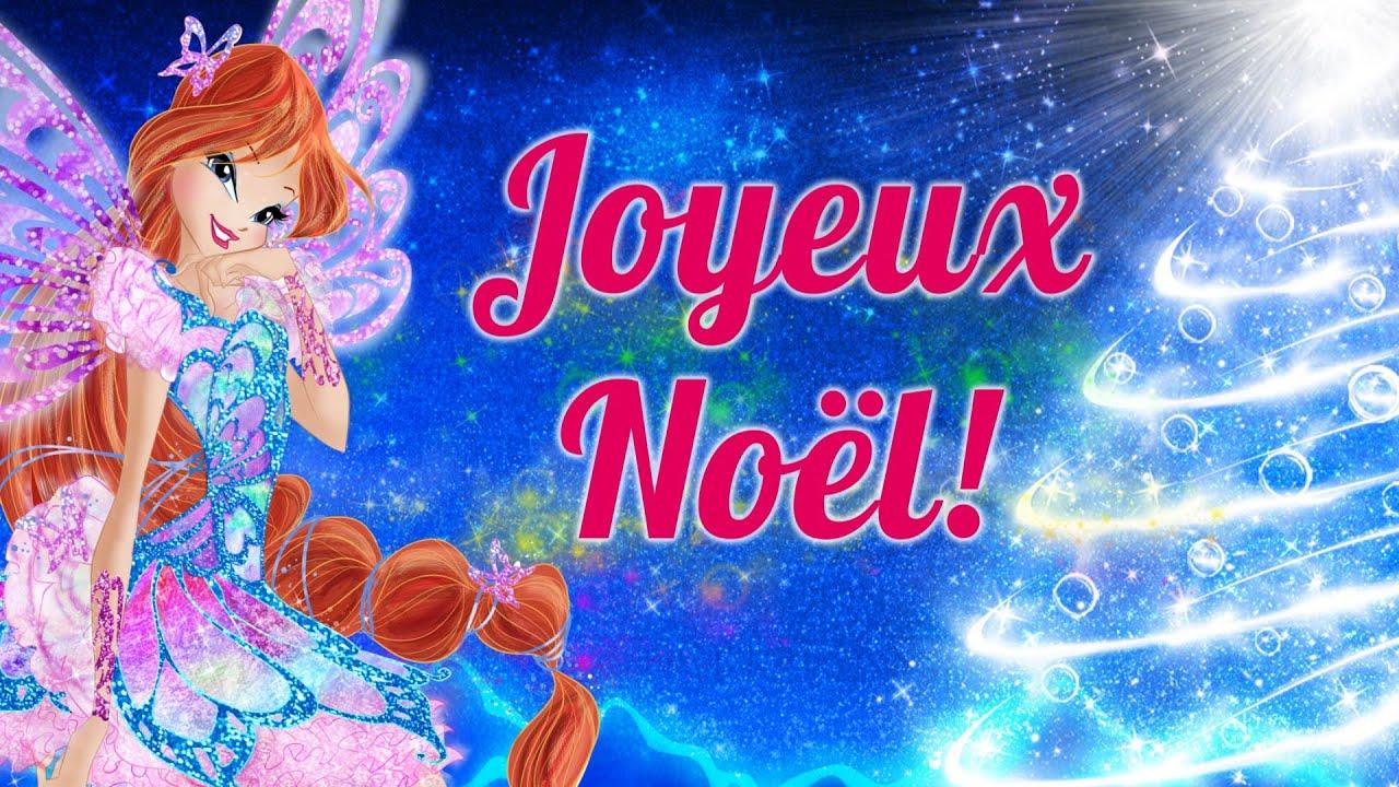 Joyeux Noel Twilight.Winx Club Un Noel Magique Social