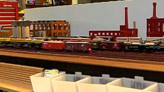 Streamlined Backshop Services N-Scale EOT FRED End-Of-Train Box Car