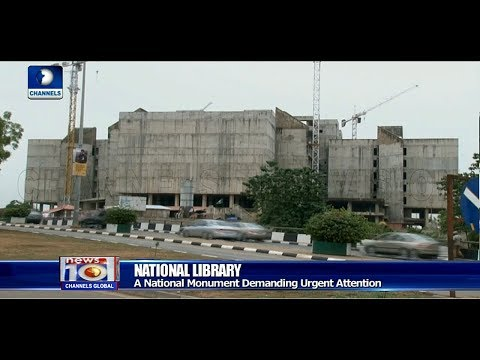 National Library: A National Monument Demanding Urgent Attention