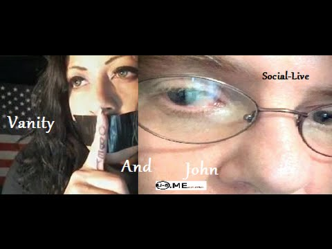 Social-Live Style LIVE with John and Vanity!