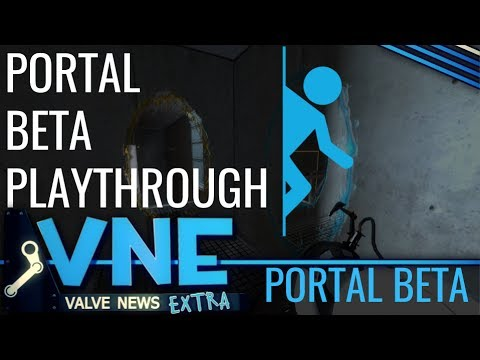 VNN Plays - Portal Beta & Lost Content