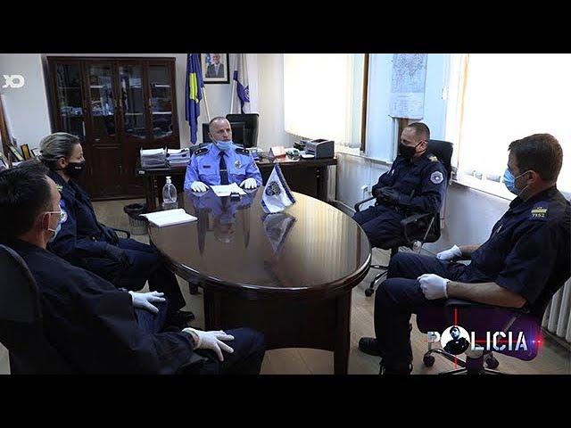 Policia e Kosoves: Njësia që transporton njerzit nga karantina