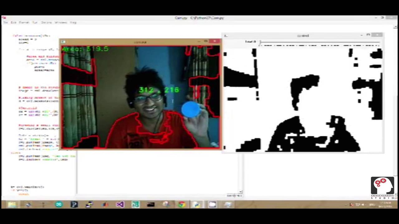 Image Processing: Raspberry Pi with Python tutorial series(2 of 9)