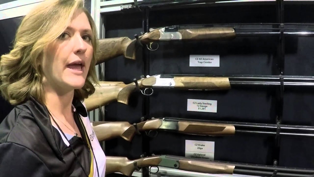 Shot Show 2016 - CZ Shotguns