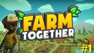 Farm Together - PC/MAC Game similar to farmville and hayday.