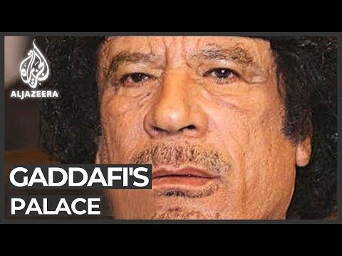 🇱🇾 Inside Gaddafi's bunker   Al Jazeera English