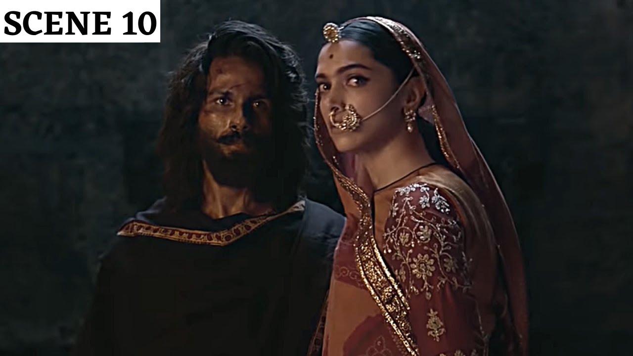 Download Padmaavat | Scene 10 | Deepika Padukone | Ranveer Singh | Shahid Kapoor