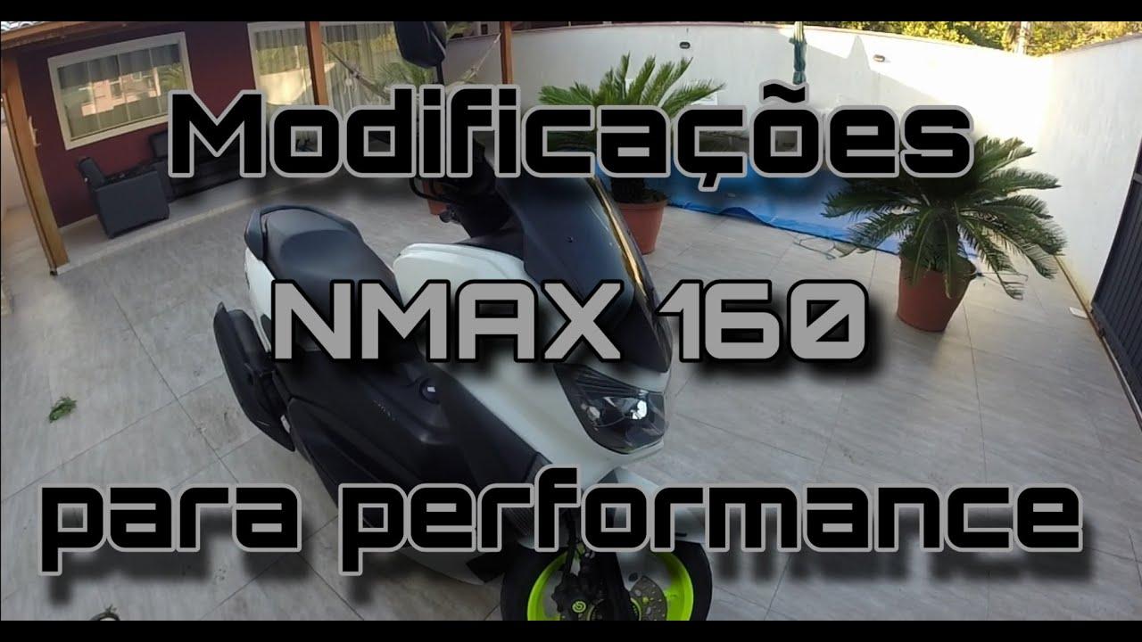 NMAX 160 - Porque ela era tao econômica e atingia velocidades superiores as outras?
