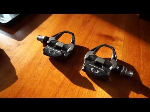 Dura Ace 9100 Pedals Review and Comparison to 9000 (en français aussi)