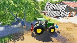 Farming Simulator 2019 Timelapse l Old Streams Farm #23