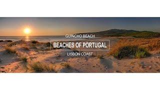 Beaches of Portugal - Guincho Beach