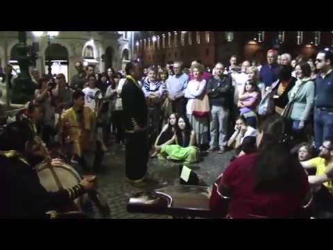 Hosoo & Transmongolia al Ferrara BuskerS Festival 2014