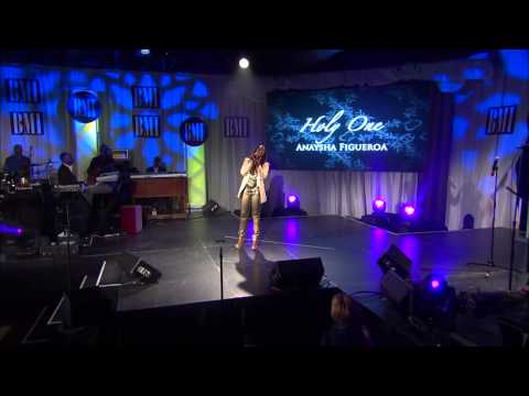 Anaysha Figueroa - Holy One - Live At The 2013 BMI Trailblazers of Gospel Music