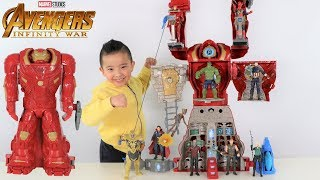 B GGEST Avengers HULKBUSTER Ultimate Figure HQ Transforming Playset Superhero Fun With Ckn Toys