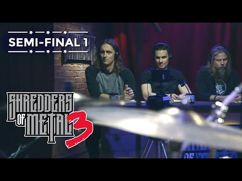 SHREDDERS OF METAL 3 | Episode 5: SEMI-FINAL #1 youTube Thumbnail