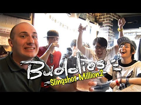 Slingshot Million2 - Buddies (OFFICIAL VIDEO)
