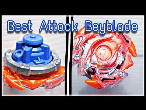 Best Hasbro Attack Type Beyblade Youtube