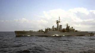 HMS YARMOUTH THE FALKLANDS WAR
