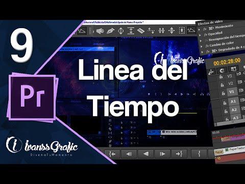 Linea de Tiempo // Capitulo 9 - Curso Premiere Pro CC
