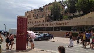 Monasterio de Montserrat in Barcelona & Монастырь Монтсеррат в Барселоне(В этом видое мы посетим Монастырь Монтсеррат в Барселоне Монтсеррат -- горный массив на севере Испании,..., 2013-09-14T17:00:19.000Z)