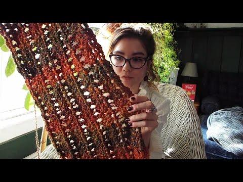 Homespun Yarn| What I'm Making!