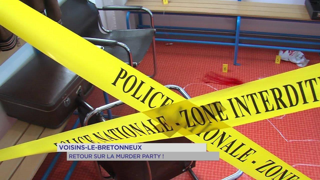 Yvelines | Voisins-le-Bretonneux : retour sur la murder party !