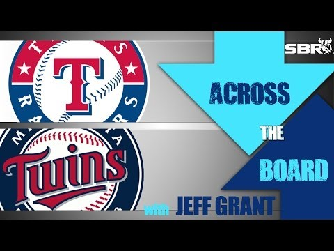 MLB Picks: Texas Rangers vs. Minnesota Twins
