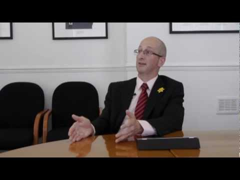 Interview with Chris Allen, Managing Partner Blacks Solicitors, Part 1