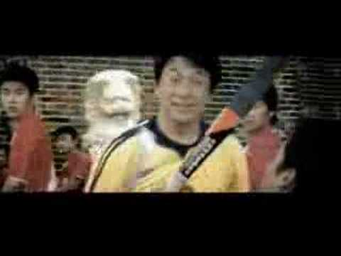 Jacky Chan in Olympic Beijing 2008 Visa Card Commercial