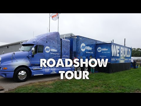 Miller Electric Roadshow Tour At Baker's Gas