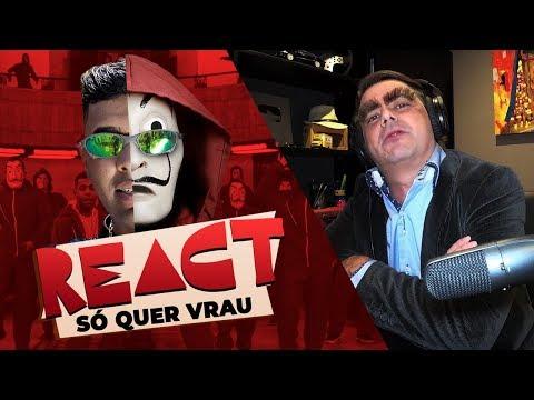 BOLSONABO REAGINDO A SÓ QUER VRAU - MC MM FEAT DJ RD
