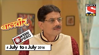 WeekiVideos | Baalveer | 4 July to 8 July 2016