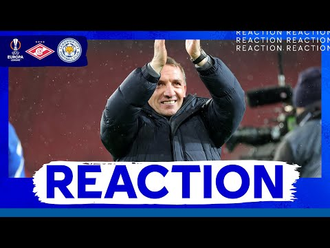 """""""I'm Very Proud Of The Team"""" - Brendan Rodgers 