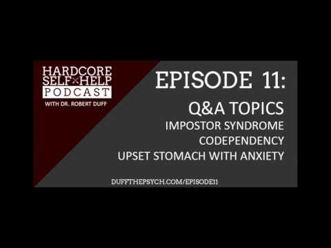 HCSH Podcast Episode 11: Impostor Syndrome, Codependency, and Upset Stomach