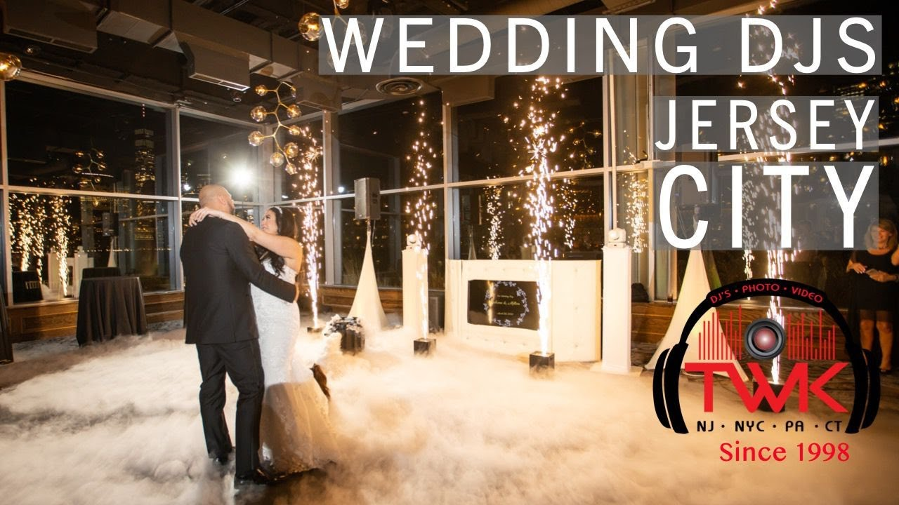 💃 Wedding DJs In Jersey City | Jersey City DJs | Hudson County DJs ~ TWK Events @ Atelier Ballroom