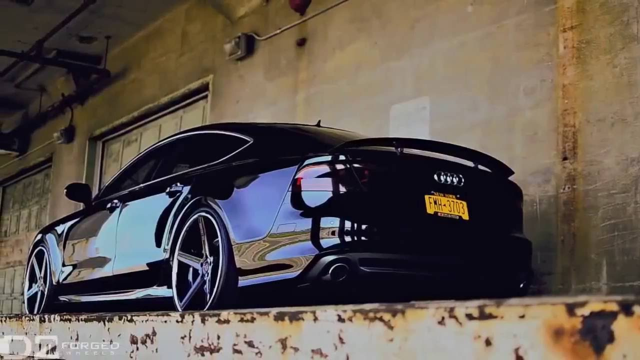 Modified Cars Modifiyeli Arabalar Audi A7 Hd Youtube
