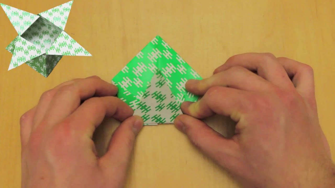 Easy origami star box instructions youtube sciox Choice Image
