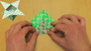 Easy Origami Star Box Instructions