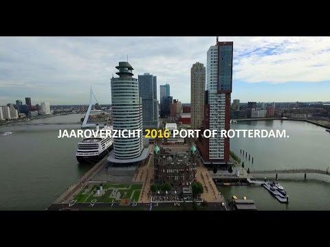 Jaaroverzicht 2016 Port of Rotterdam