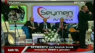 Seymen Tv Sarı Tel Yener Yılmazoğlu 14 Mayıs 2016 Ankara Stüdyoları