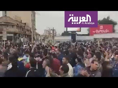 استمرار احتجاجات العمال في مدينة الأحواز جنوب غرب إيران  - 21:53-2018 / 11 / 24