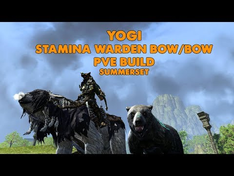 Eso Warden Pet Build Pve