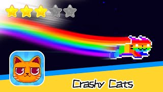 Crashy Cats Walkthrough Kittens and chaos! Recommend index three stars