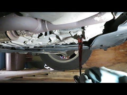 Transmission Fluid Change 3.5L Honda Pilot '09-'13