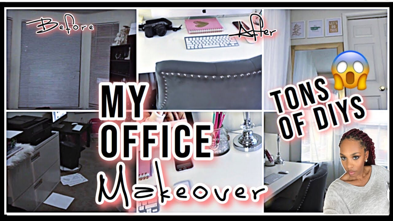 office make over. My Office Makeover | DIY Decor Ikea Home - YouTube Make Over O