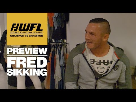WFL 5 Preview: Fred Sikking